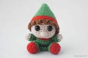 Ideas en duendes tejidos a crochet navidad 2019