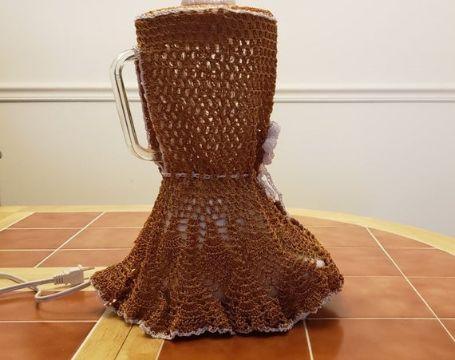fundas para licuadoras a crochet olanes