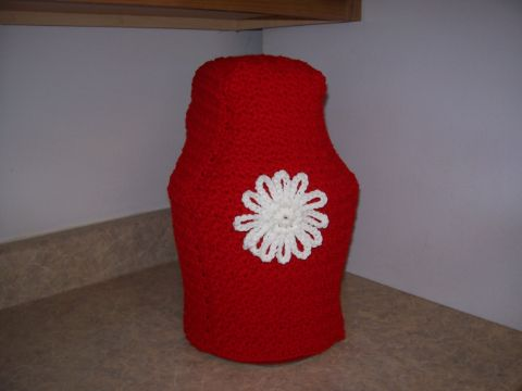 fundas para licuadoras a crochet para otros electrodomesticos