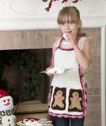 mandiles navideños para niños muñecos de nieve
