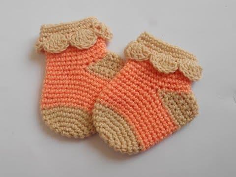 medias de lana para bebes olanes