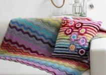 2 maneras sencillas de tejer colchas de cama a crochet