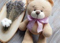 Patrones para hacer ositos de crochet paso a paso 2019