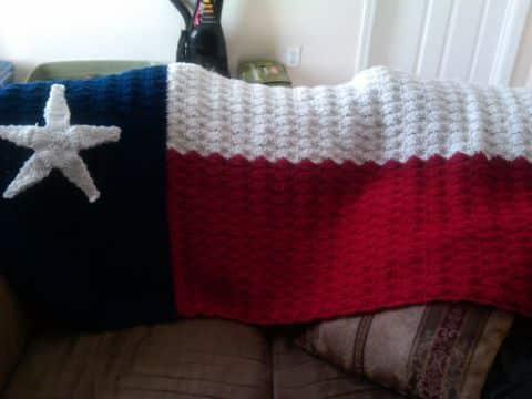 banderas tejidas a crochet paises diferentes