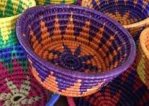 3 pasos sencillos para hacer canastas artesanales mexicanas