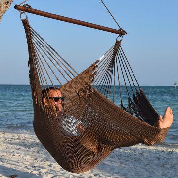 hamacas tejidas a mano para playa