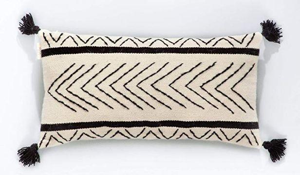 bordados en lana a mano en cojines