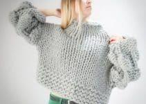 Sueteres y jerseys de lana hechos a mano a 2 tecnicas