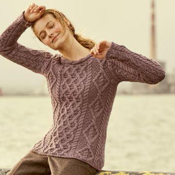 jerseys de lana hechos a mano punto original