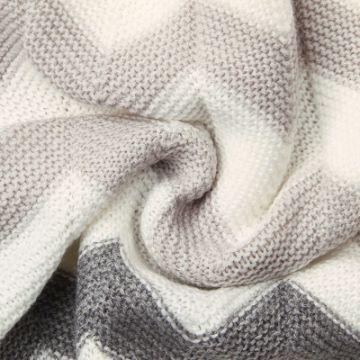 tejidos de lana para bebes a dos agujas