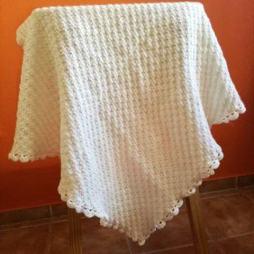 tejidos de lana para bebes mantas