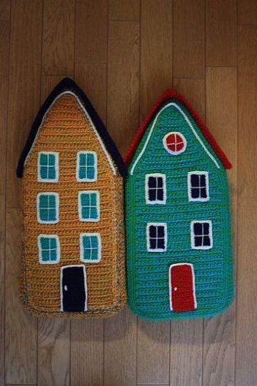 trabajos en crochet para el hogar juguetes