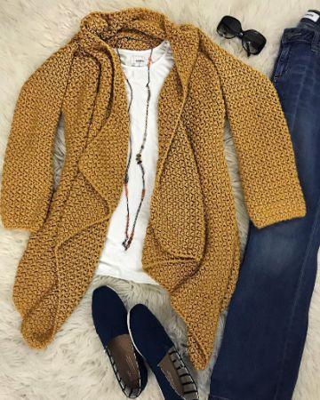 trabajos en crochet para el hogar ropa