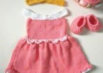 5 consejos para hacer vestidos tejidos de princesas de disney