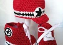6 pasos para saber como hacer converse tejidos a crochet