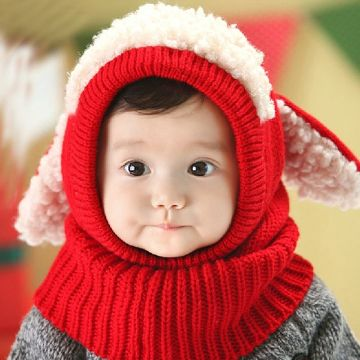gorros infantiles a crochet tiernos