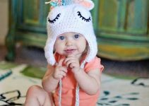 3 ideas en gorros tejidos de unicornio para niña de 4 años