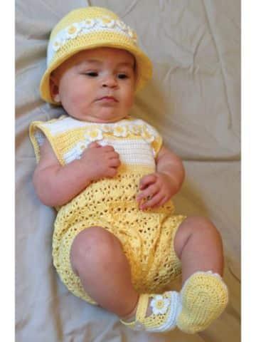 tejidos para recien nacidos vestimenta completa