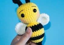 3 funciones para una abeja amigurumi patron gratis