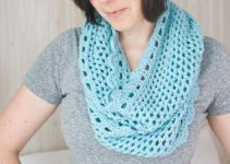Hermosas chalinas a crochet para mujeres moda 2020