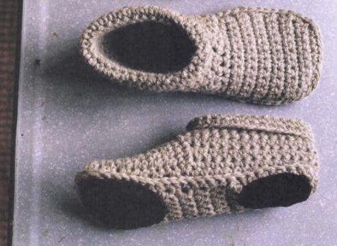 escarpines a crochet paso a paso unisex