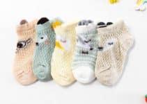 5 pasos sencillos para hacer medias a crochet para bebe