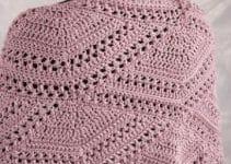 4 ideas en abanicos tejidos a crochet originales