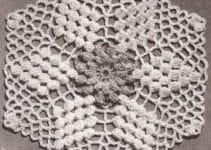 5 pasos para hacer cuadros a crochet para cubrecama original