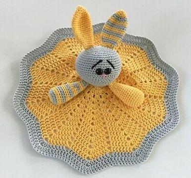 tejidos a crochet colchas para bebe animales en 3d