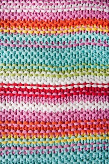 tejidos de colchas a crochet puntada