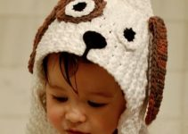 Diseños en gorras para niño tejidas para 3 a 6 meses