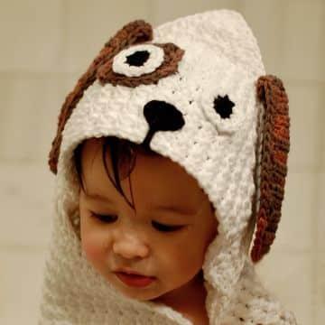 gorras para niño tejidas de animales