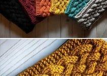 5 pasos clave para vinchas tejidas a palitos originales