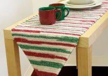 Originales caminos de mesa tejidos a crochet 2020