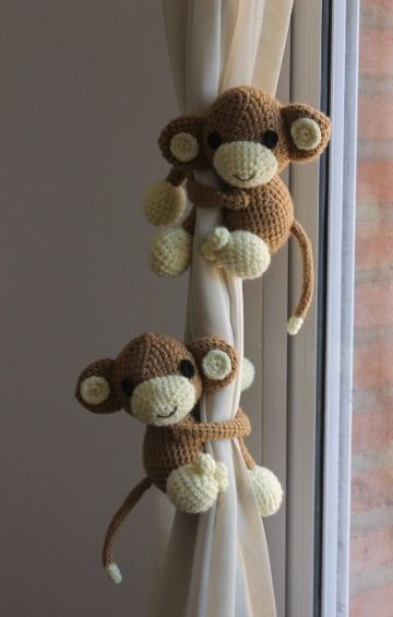 muñecos de crochet amigurumis divertidos