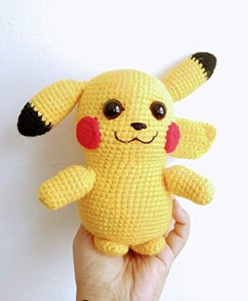 muñecos de crochet amigurumis personajes famosos