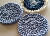 3 ideas para usar circulos tejidos a crochet diverso tamaño