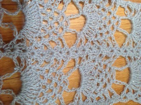 puntillas a crochet paso a paso puntos calados
