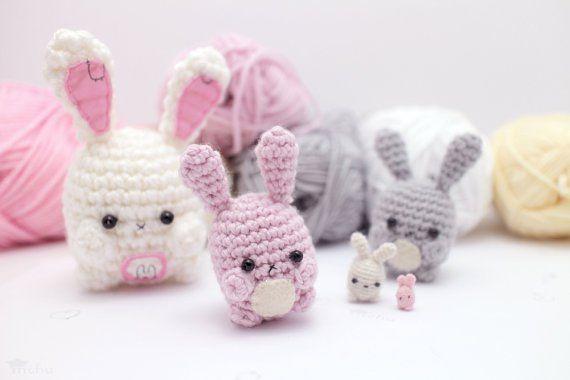 Animales tejidos al crochet paso a paso