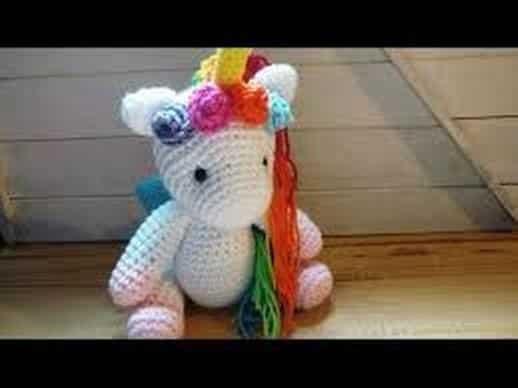 animales tejidos al crochet