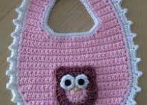 3 ideas de baberos tejidos a crochet
