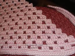 pañuelo tejido a crochet