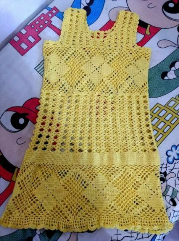 salidas de baño tejidas a crochet a colores