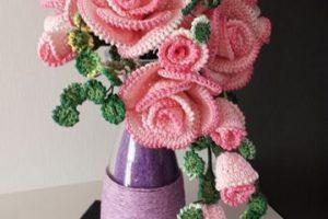 Ideas para adornos de crochet para la casa