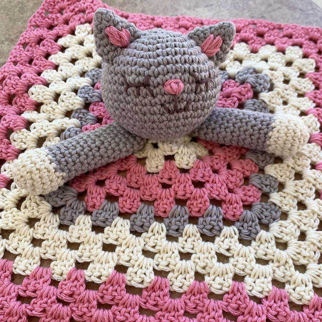 mantitas a crochet para bebe