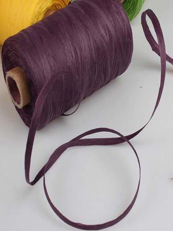 materiales para bolsas tejidas en rafia