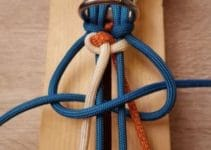 3 ideas de cinturones tejidos para hombre