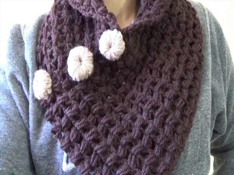 cuelleras tejidas para mujer a crochet