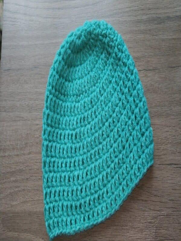 Gorra tejido a crochet paso a paso