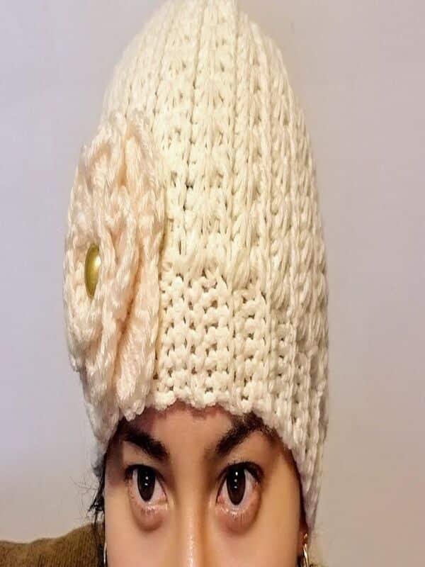 gorras tejidas a crochet paso a paso